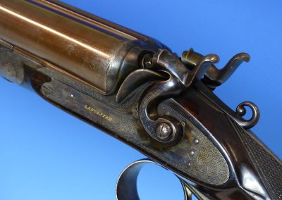 Antique Shotgun JS Fine Art