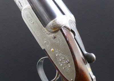 Antique Shotgun JS Fine Art