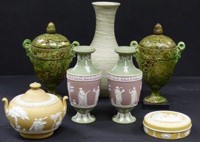 Ceramics & Textiles